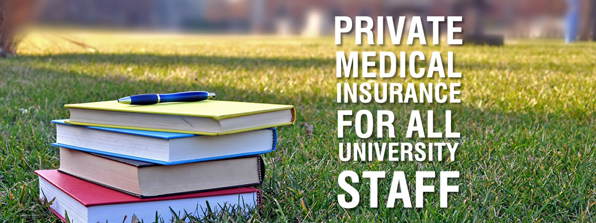 education medical insurance for staff